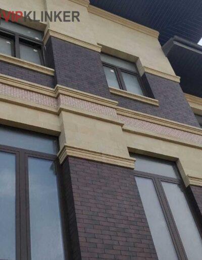 Paradyz фасадная плитка Vipklinker 005
