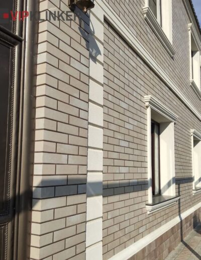 Paradyz фасадная плитка Vipklinker 026
