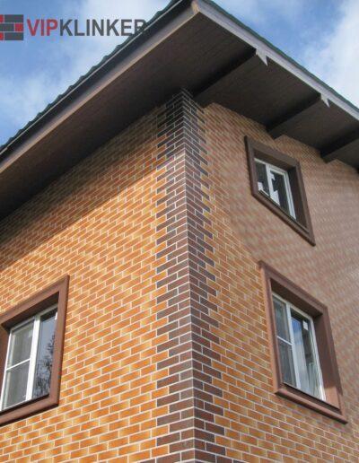 Paradyz фасадная плитка Vipklinker 038