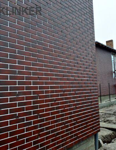 Paradyz фасадная плитка Vipklinker 039