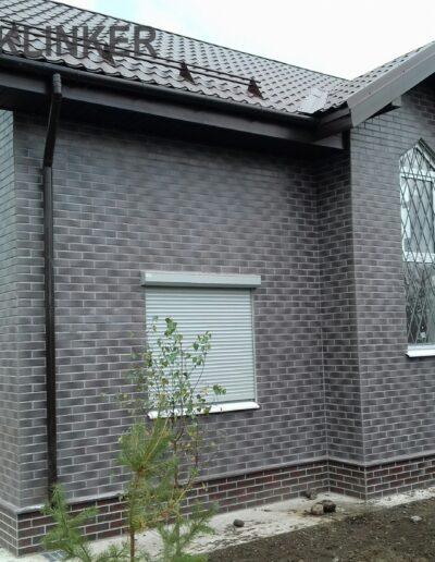 Paradyz фасадная плитка Vipklinker 056