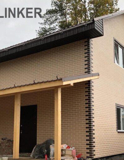Paradyz фасадная плитка Vipklinker 061