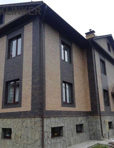 Paradyz фасадная плитка Vipklinker 065