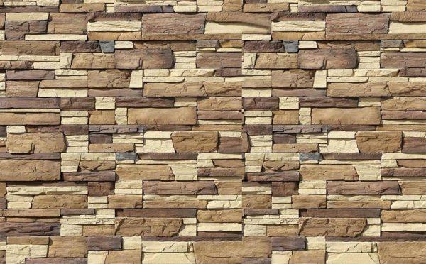 Камень для вентфасадов White Hills Фьорд Лэнд F201-20