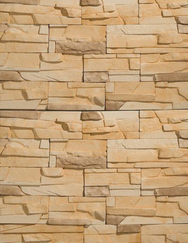 Облицовочный камень Unistone Тонкий пласт - 23