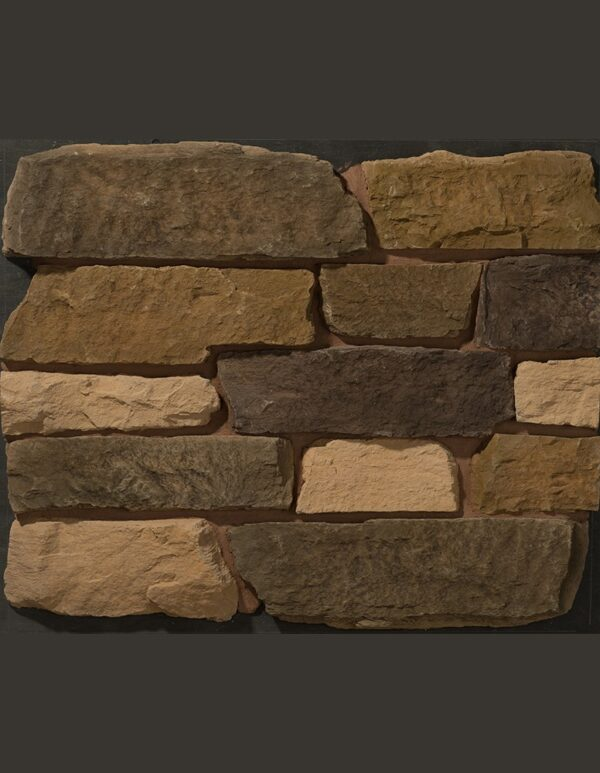 Облицовочный камень Unistone Выветренная скала - 02