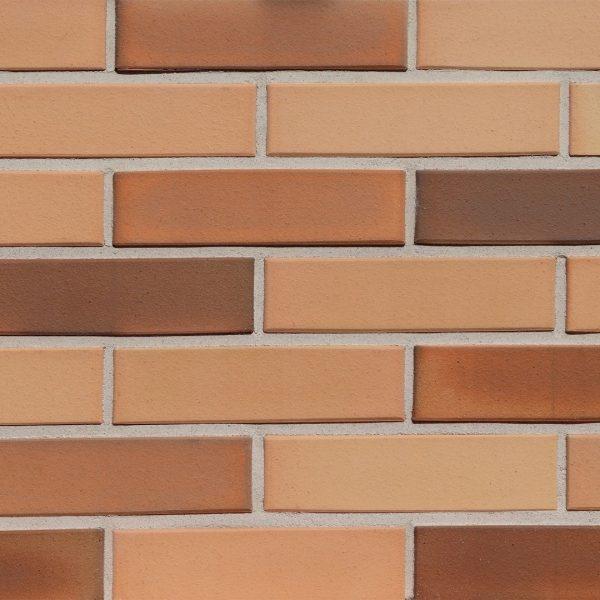 Кирпич Konigstein Эрфурт Сиена керамический пустотелый 250*85*65 мм