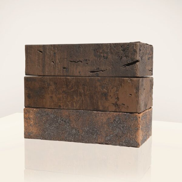 Кирпич Konigstein Мангейм Карбон керамический пустотелый 250*120*65 мм