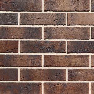 Кирпич керамический полнотелый Konigstein Мангейм Карбон 250*120*65 мм