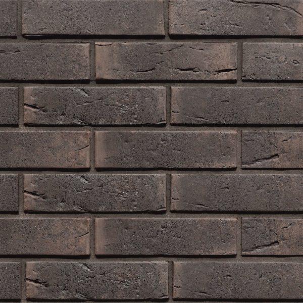 Кирпич Кёнигштайн Мангейм Шварц керамический пустотелый 250*85*65 мм
