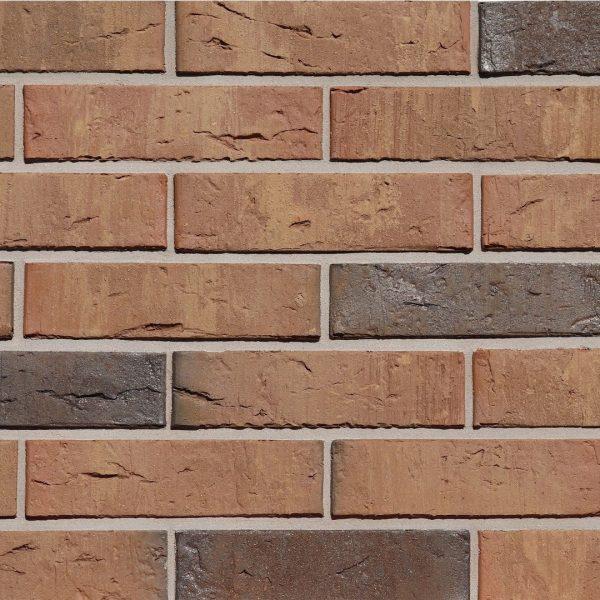 Кирпич керамический полнотелый Konigstein Марксбург Серый 250*120*65 мм