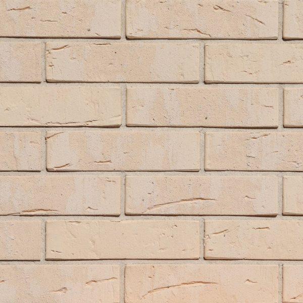 Кирпич керамический полнотелый Konigstein Санторини Белый 250*120*65 мм