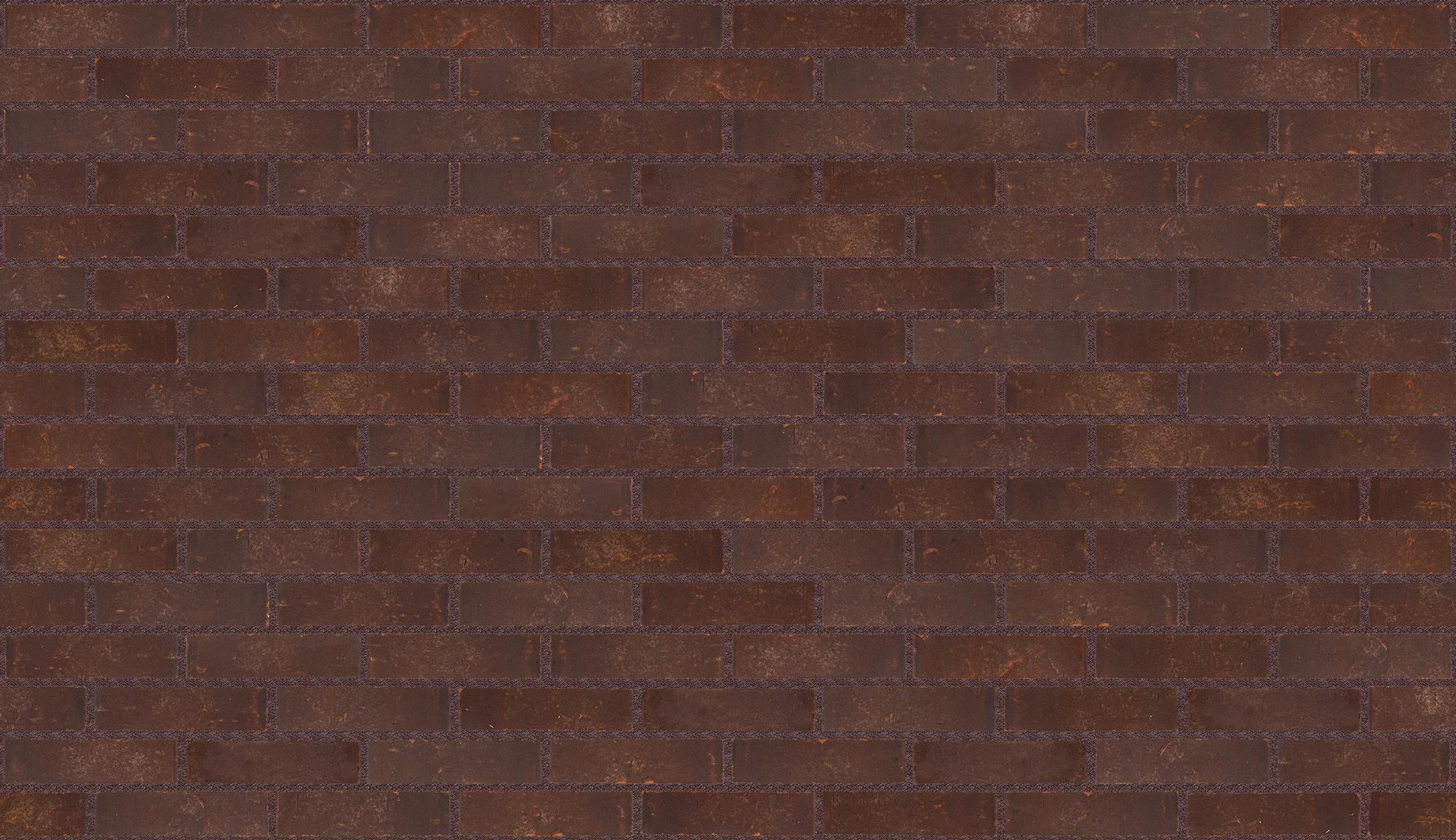 Terca Narva Нарва Nordic Klinker Line Ложковая в 1 2 кирпича Тёмно коричневый