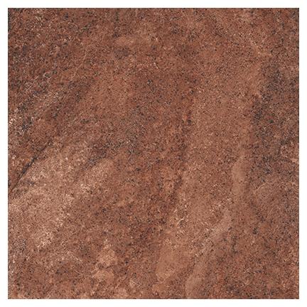 Плитка напольная Interbau Abell 271 Красно-коричневый 310x310 мм
