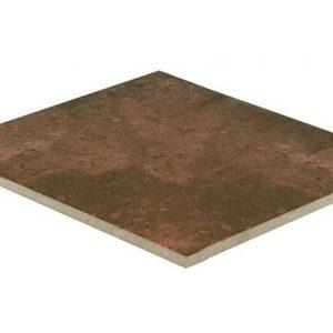 Клинкерная напольная плитка Westerwelder Klinker WKS31180 mocca, 310x310x9.5 мм