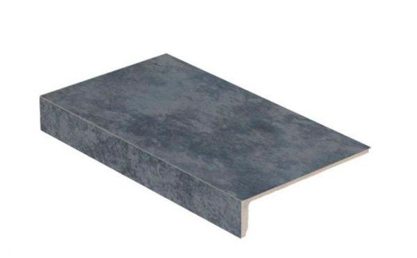 Клинкерная ступень Stroeher Euramic Cavar E543 fosco 294х115х52х8 мм