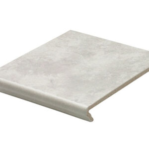 Клинкерная ступень флорентинер Stroeher Euramic Cavar E544 chiaro 340x294x11 мм