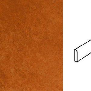Клинкерный плинтус Stroeher Euramic Cadra E 524 male 294x73x8 мм