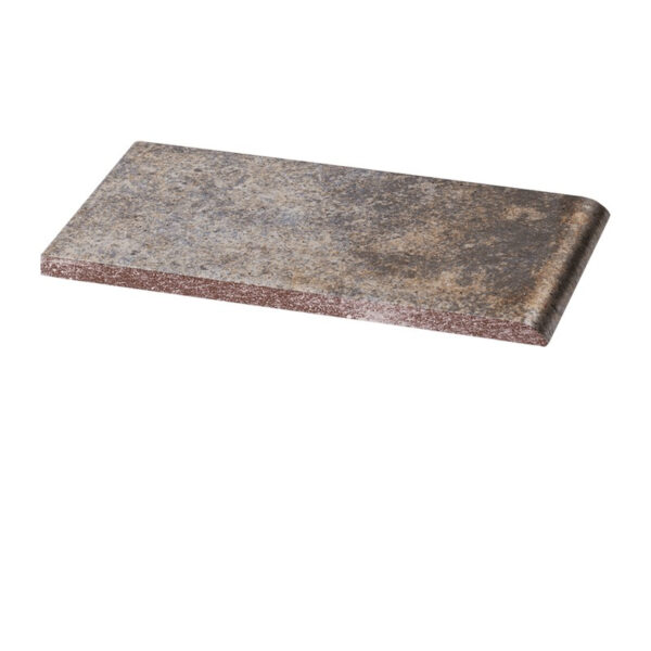 Клинкерный подоконник Paradyz Viano Grys, 200*100*11 мм