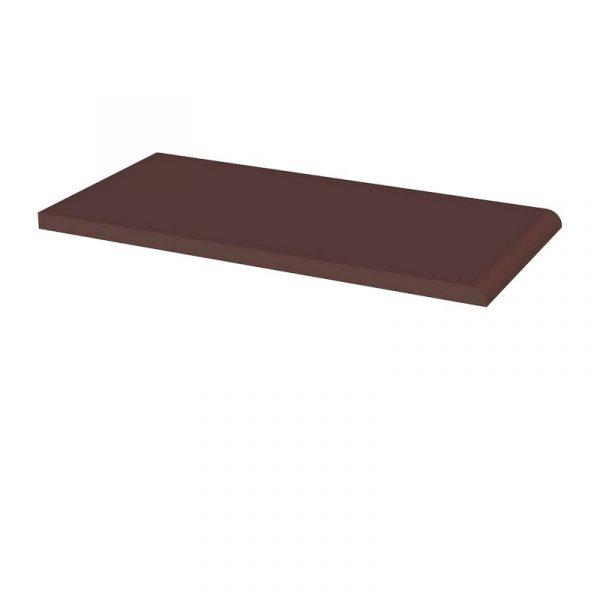 Клинкерный подоконник Paradyz Natural Brown, 300*148*11 мм